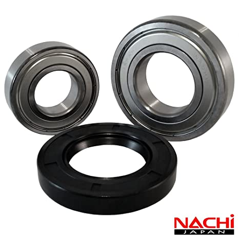 amazon com nachi front load bosch washer tub bearing and seal kit