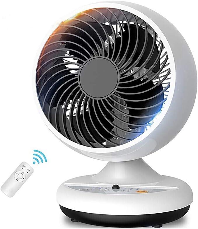 Ventilador Ventilador Portátil Silencioso 80 ° Ventilador De ...