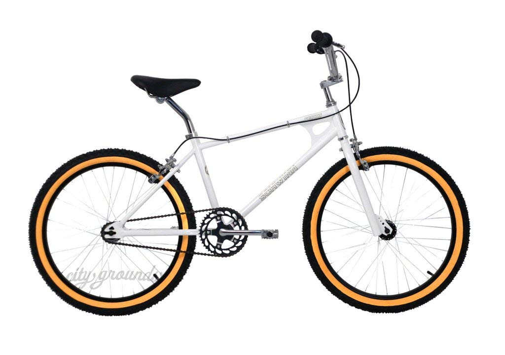Schwinn SX1000 24'' BMX Bike (White)