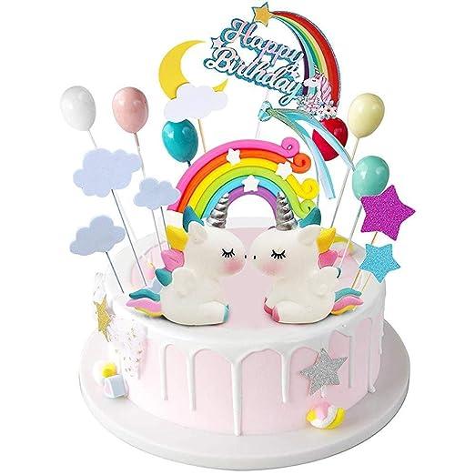 VlugTXcJ Decoración de la Torta 21pcs de la Torta del ...