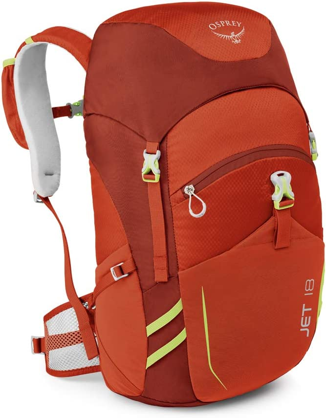 Osprey Packs Jet 18 Kid's Hiking Backpack