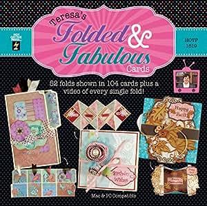 Hot Off The Press - Teresa's Folded & Fabulous DVD