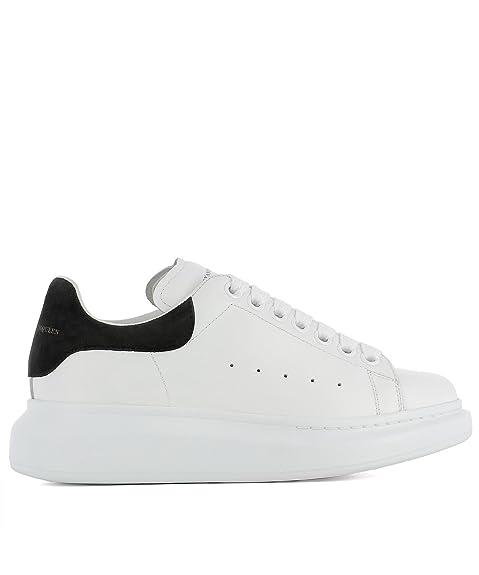 Alexander McQueen Sneakers Donna 462214WHGP79061 Pelle ...