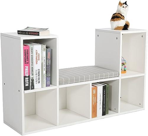 POCREATION Cube Storage Bookcase