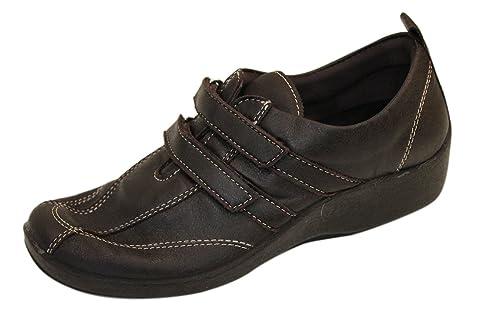 Zapato Arcopedico Amazon es Velcro Elástico 35 L5 Eu Size Negro 2 zrv5zq