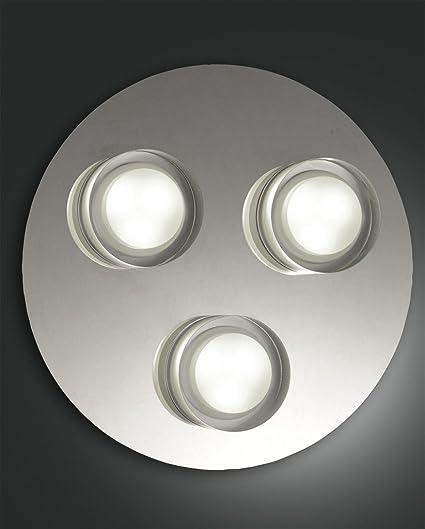 LED Mila Fabas plafón3145 Lámpara Luce Techo 73 de beEYW29HID
