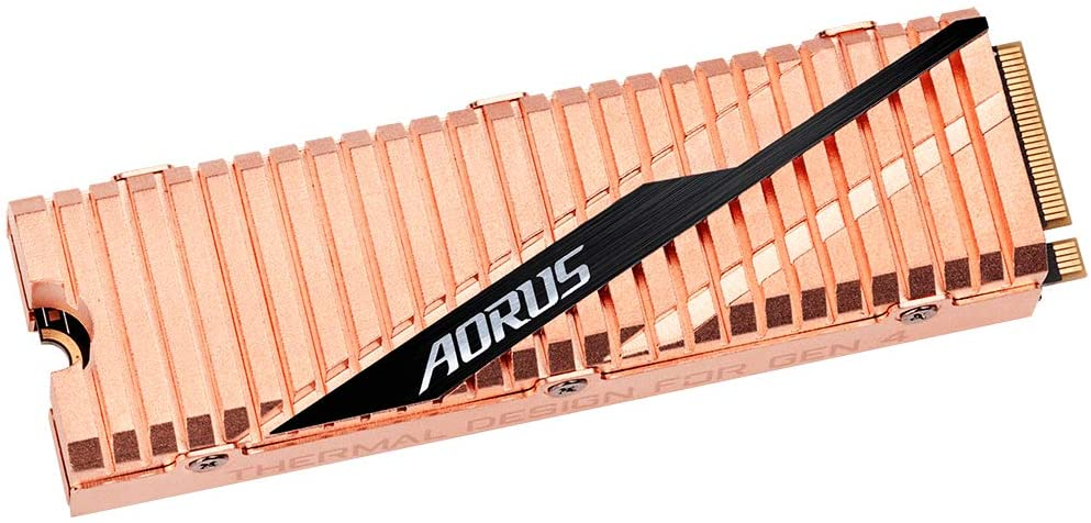 Gigabyte AORUS 2 TB M.2 PCIe 4.0 x4 NVMe SSD//Solid State Drive