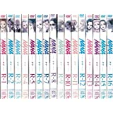 NANA ナナ 1~16 (全16枚)(全巻セットDVD)|中古DVD [レンタル落ち] [DVD]