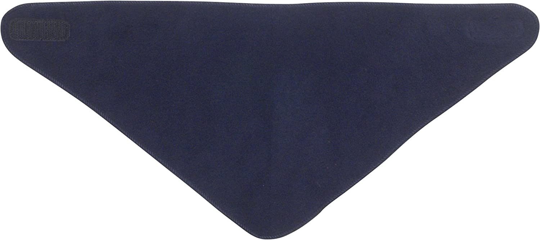 Playshoes Unisex Fleece Bandana Bib Neckerchief Blue One Size 422001 Fleece Halstuch Dreiecks-Tuch
