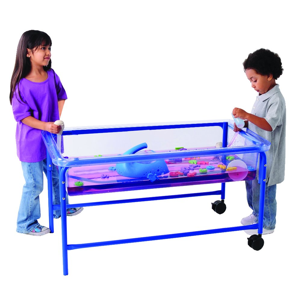 Clear View Sand and Water Table and Top B0035Y7B6Y
