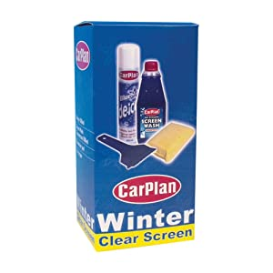 Car Plan WCE002 Winter Car Essentials in Gift Pack