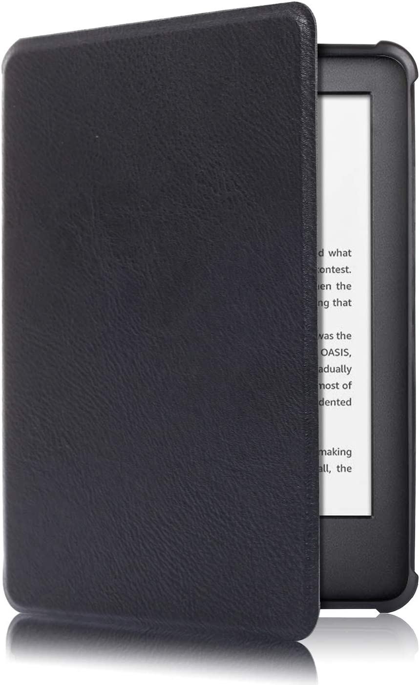 Fits 2012,2013,2015,2016 Ver MOKASE Kindle Paperwhite Case Premium cloth covered hard case Magnetic Protective Case Cover for  Kindle Paperwhite 1 2 3 Wave with Auto Wake Sleep