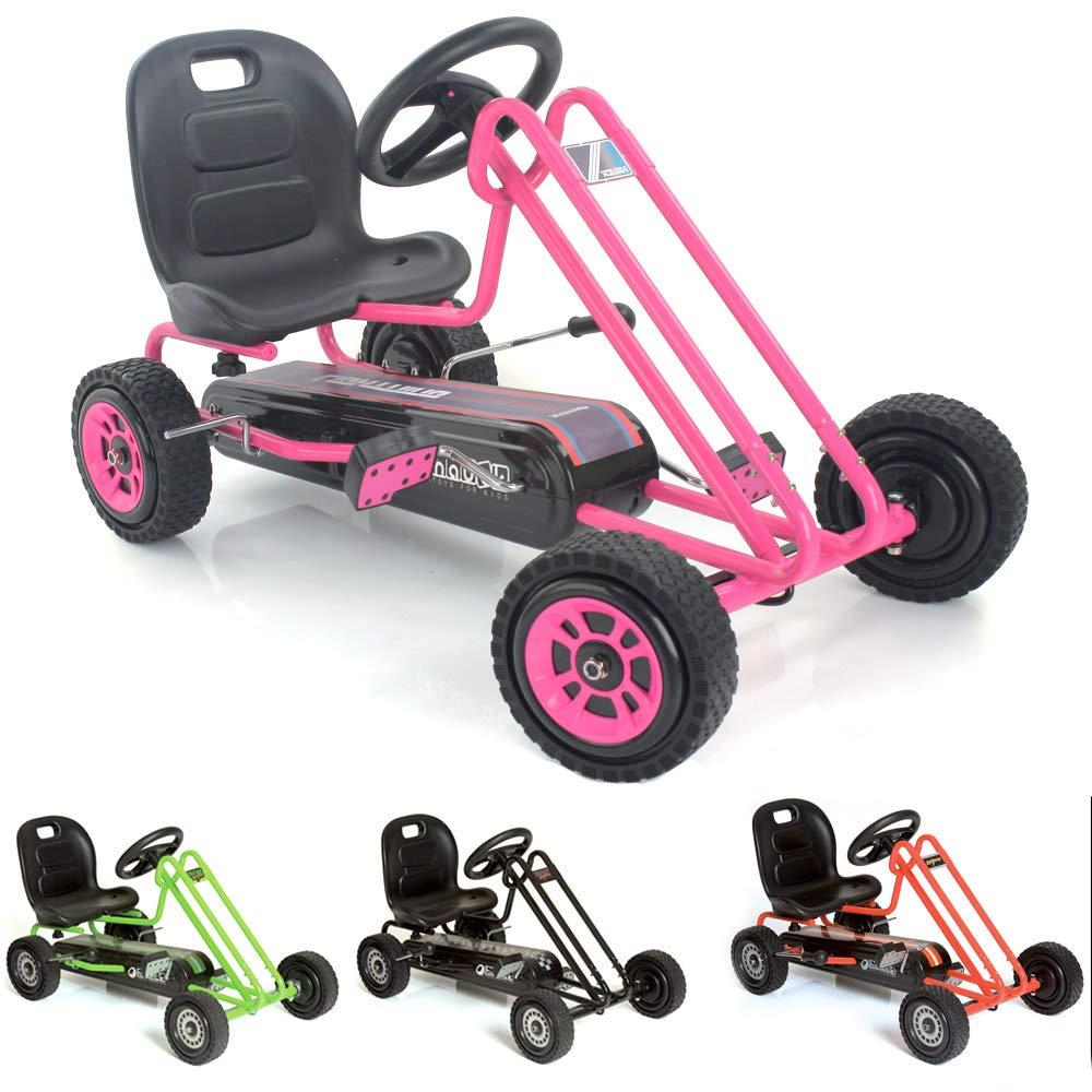 Color Rosa Hauck t90104/Lightning de Go Kart