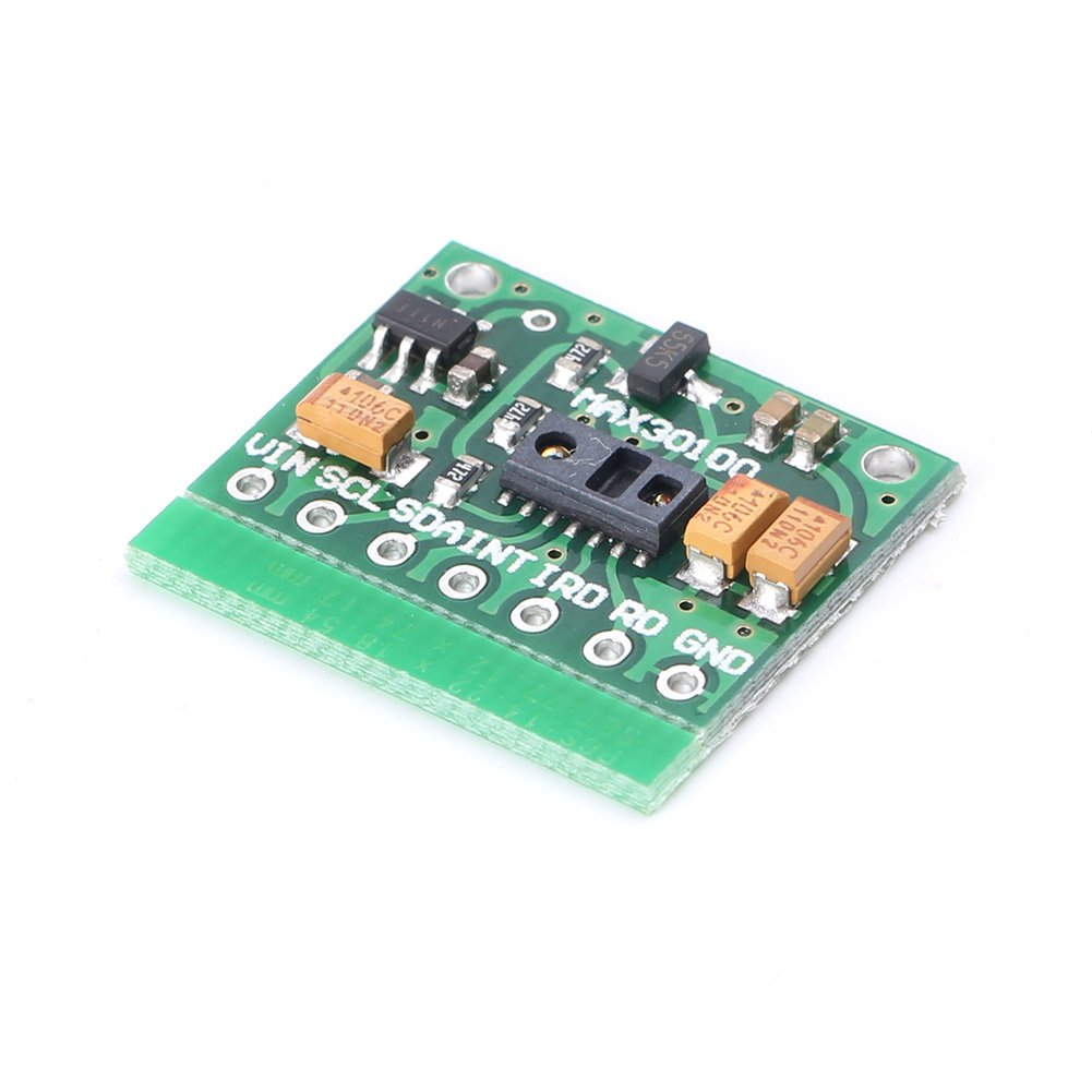 Asiawill MAX30100 M/ódulo de sensor de pulso de frecuencia card/íaca
