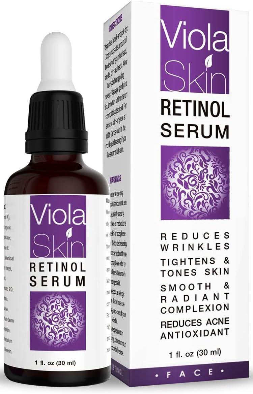 Viola Skin Retinol Serum