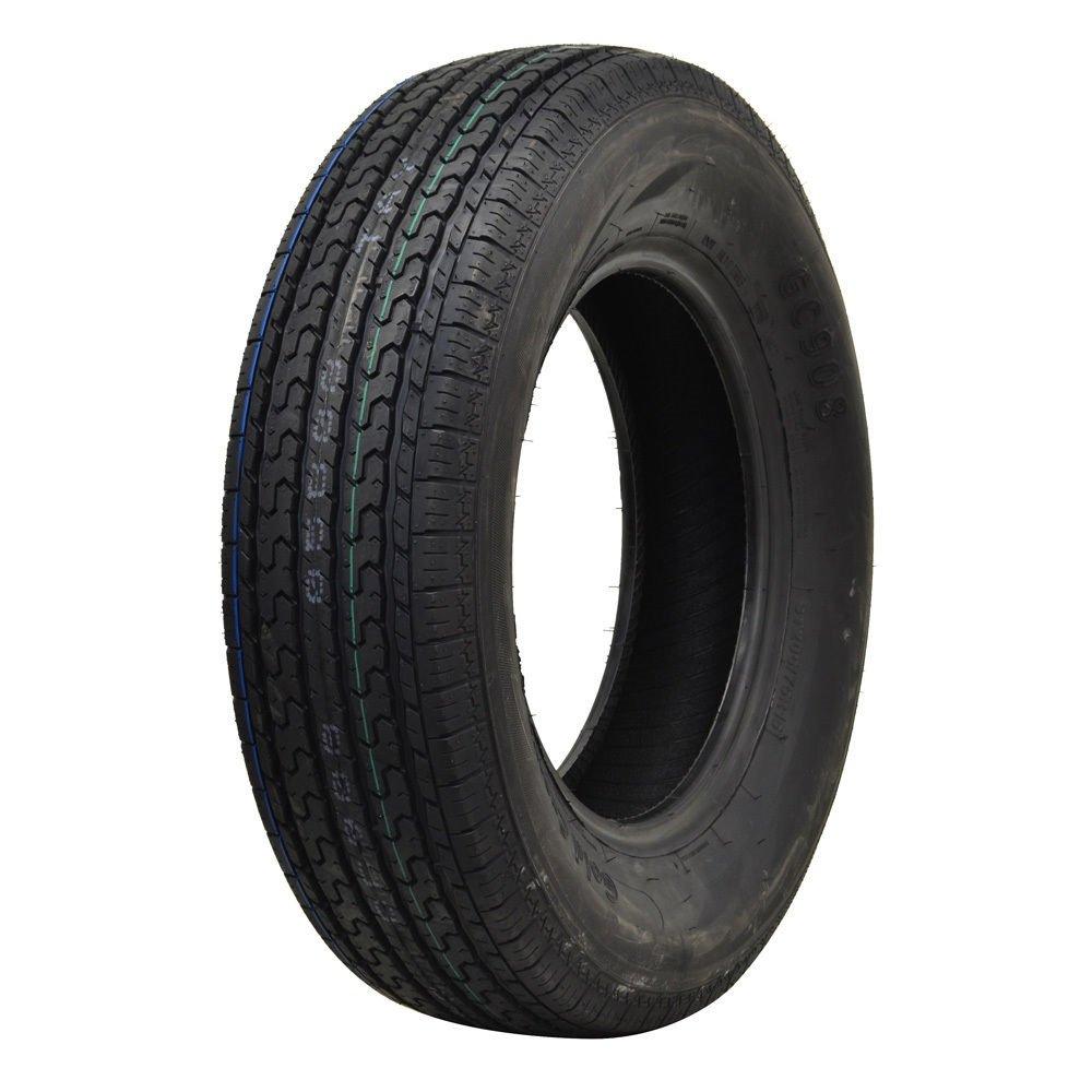 Noble NB809 STR Trailer Radial Tire - ST235/85R16 128M NB723866