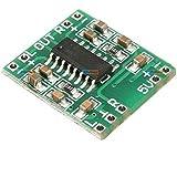 KitsGuru 2 Channels 3W PAM8403 Class D Audio Amplifier Board 5V USB Power KG089