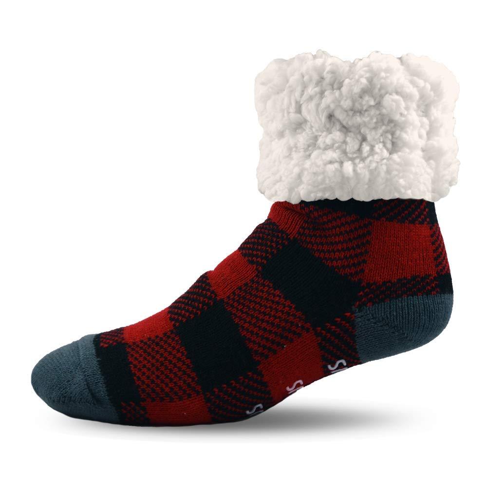 Pudus Classic Slipper Socks Kids One Size