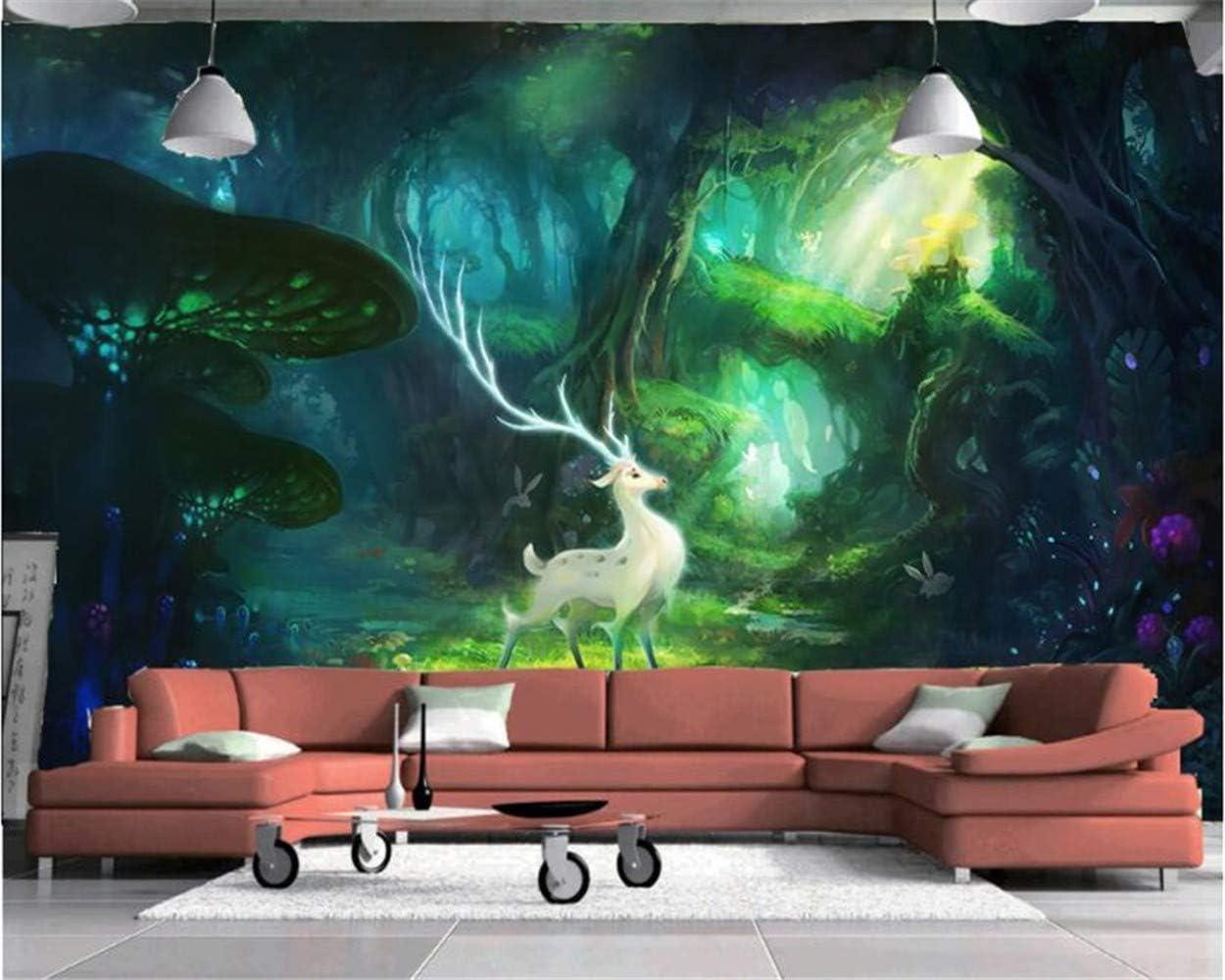 Hyf Wallpaper 3D Wallpaper Forest ...