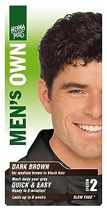 Henna Plus - Men's Own Dark Brown