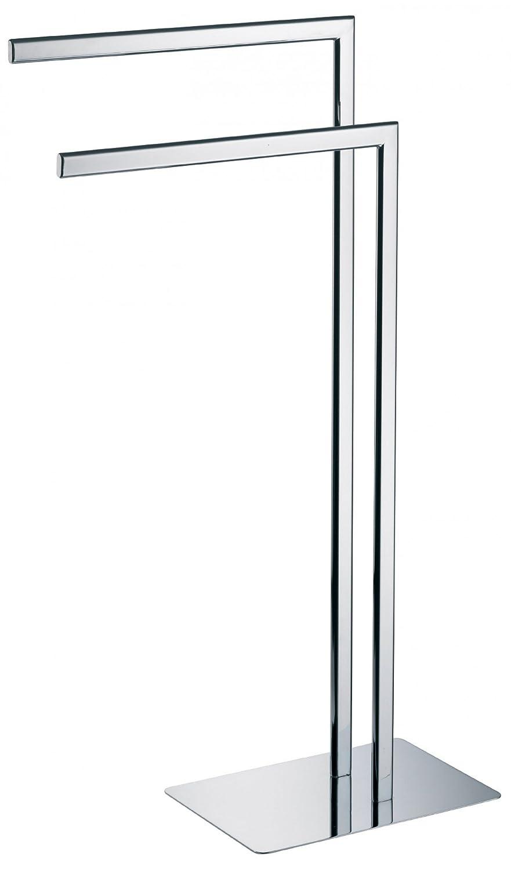 Handtuchhalter Ständer sanwood handtuchhalter handtuchständer birmingham mit 2 armen