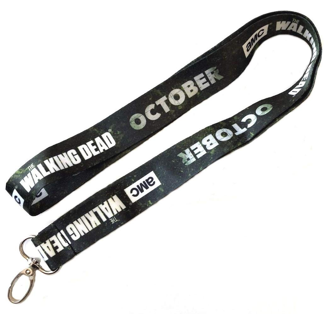 SDCC 2018 Exclusive The Walking Dead Lanyard michonne