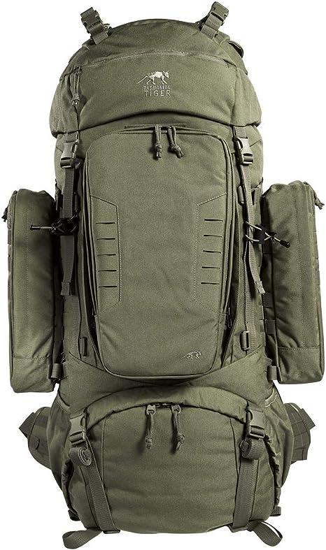 Tasmanian Tiger TT Range Pack MK II 90+10 Mochila de Trekking Militar Tactical, 100L, compatible con Molle, con mochila de día extraíble: Amazon.es: Deportes y aire libre