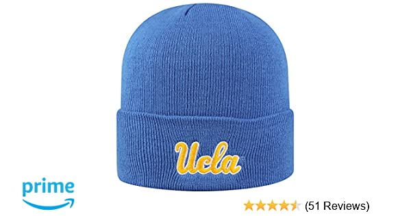 sports shoes 6a46c 576c7 Amazon.com   Top of the World NCAA UCLA Bruins Winter Knit Hat Cuffed Team, UCLA  Bruins Royal   Sports   Outdoors