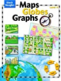 Steck-Vaughn Maps, Globes, Graphs, Billings, 0739891014