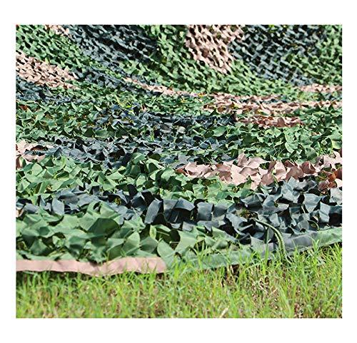 SJMWZW Tarnnetz Oxford Tarnnetz Verdickung, Wald Jagd Schießen kann verwendet Werden, um Camping Camping Camouflage Sonnenschutz Dekoration zu verstecken. Mehrfachgröße optional (größe   4  6m)