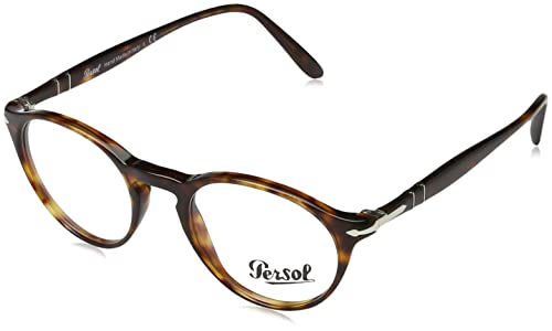 3d47a64b5ab Image Unavailable. Image not available for. Colour  Persol Eyeglasses  PO3092V 9015 Havana ...