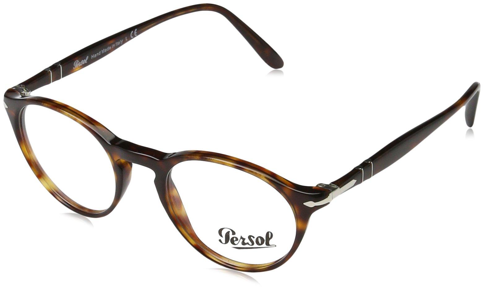 Persol Eyeglasses PO3092V 9015 Havana 46 19 145