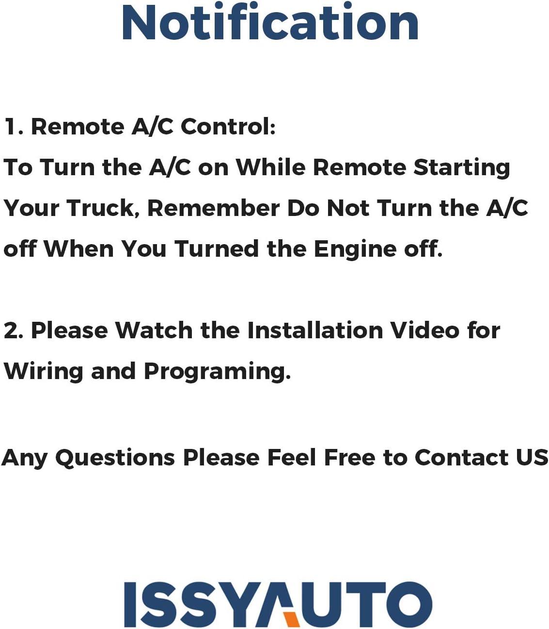 Push to Start Only 2016-2019 Tacoma Remote Start Kit Remote Starter