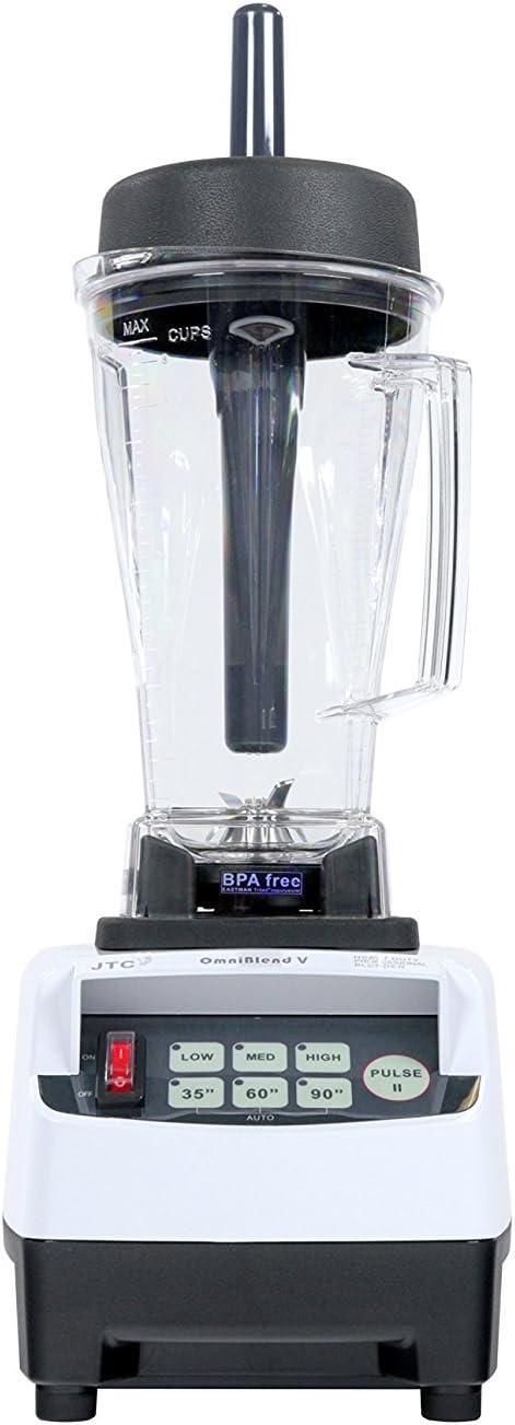 Licuadora batidora Pro Omniblend 5LaitTM, 2litros, sin BPA