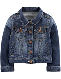 Baby and Toddler Girls' Denim Jacket