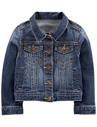 Simple Joys by Carter's Baby Girls' and Toddler Denim Jacket