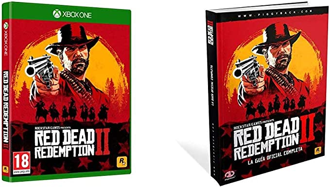 Red Dead Redemption 2 (Xbox One) + Guía Completa Oficial: Amazon ...