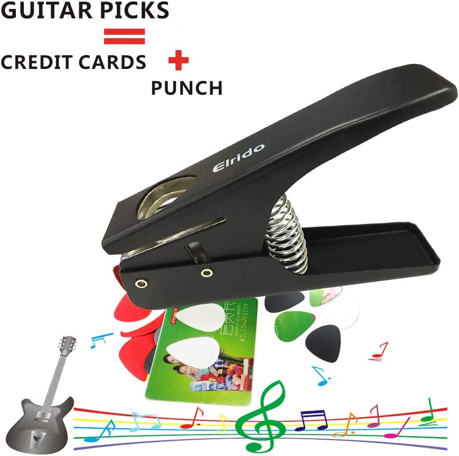 DIY Guitar Picks Maker