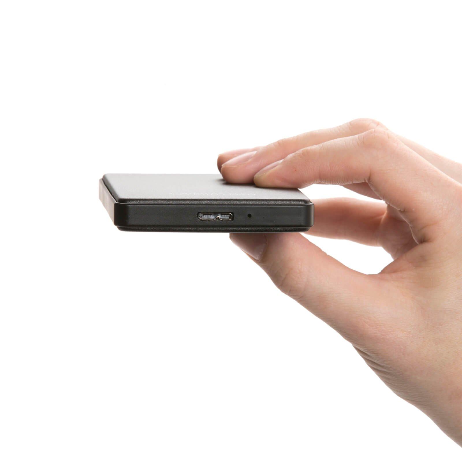 U32 Shadow™ 2TB External USB 3.1 Portable Solid State Drive SSD by Oyen Digital