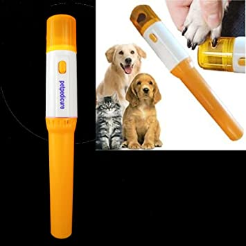 petpedicure professional pet dog cat electric battery operated nail