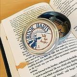 Book Darts - 250 Line Marker Bookmarks (250 BRONZE Metal Book Darts - 2 tins of 125)