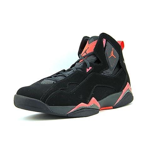 a43e606192b029 ... new zealand jordan nike air true flight mens basketball shoes 342964  023 black 9.5 m us