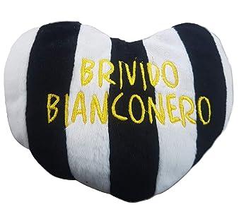 Pequeños Monelli Gadget Juve Fútbol Corazón con inscripción ...