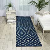 """Nourison Bbl17 Intermix (INT04) Storm Rectangle Area Rug, 5-Feet 3-Inches by 7-Feet 5-Inches (5'3"""" x 7'5"""")"""