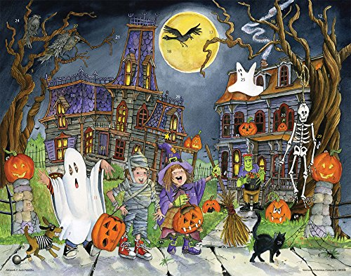 Vermont Christmas Company Little Goblins Halloween Countdown -