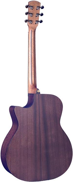 Rock Star Academy Dee - Guitarra acústica: Amazon.es: Instrumentos ...