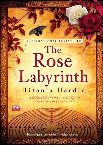 Amazon.com: The Rose Labyrinth (9781416586005): Hardie, Titania: Books