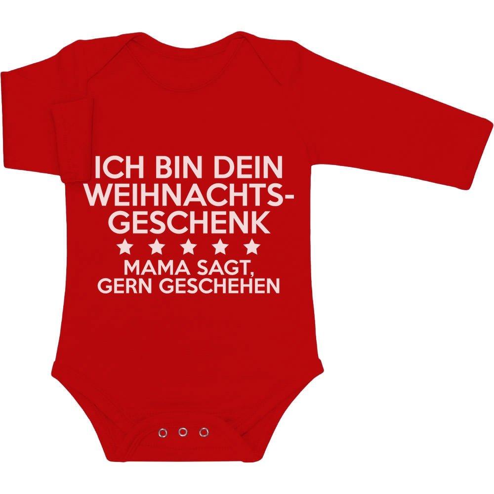 Geschenk für Papa Baby Langarm Body: Amazon.de: Bekleidung