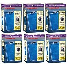 MarineLand Rite Filter Cartridge for Aquarium, Size E, Pack of 24