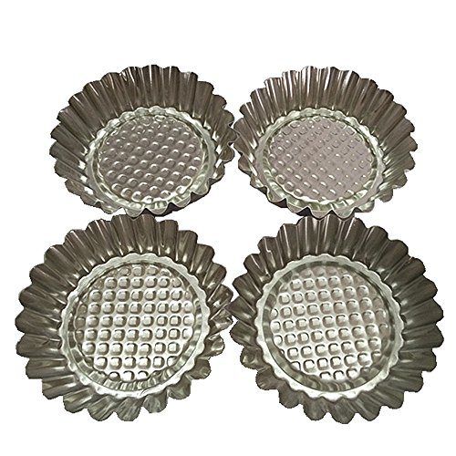 MYStar Fluted Non stick Aluminum Tartlet product image